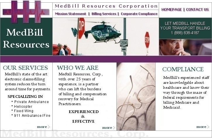 Welcome to MedBill Resources Corp - Medical Billing Service